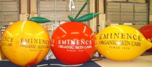 Fruit Shape Helium Balloons