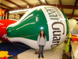 Giant Balloon - 17.5 ft. helium balloon