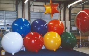 Balloon Advertising - Many Balloon Colors Available