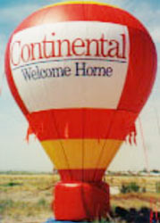 Big 35 ft. Balloons for Business Advertising