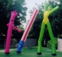 Inflatable Advertising Man will Attract Attention