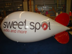 advertising blimps for business promotions