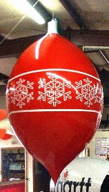 holiday balloon