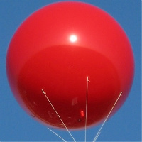 advertising balloons for home builders
