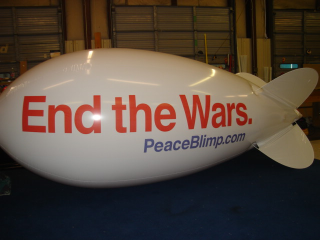 15ft Advertising Blimp