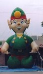 Rent Elf inflatables in Phoenix