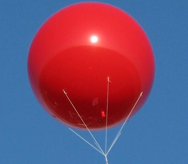7ft. Advertising Balloon