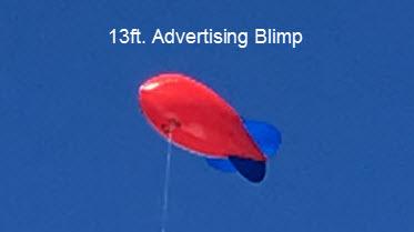 Advertising Blimps